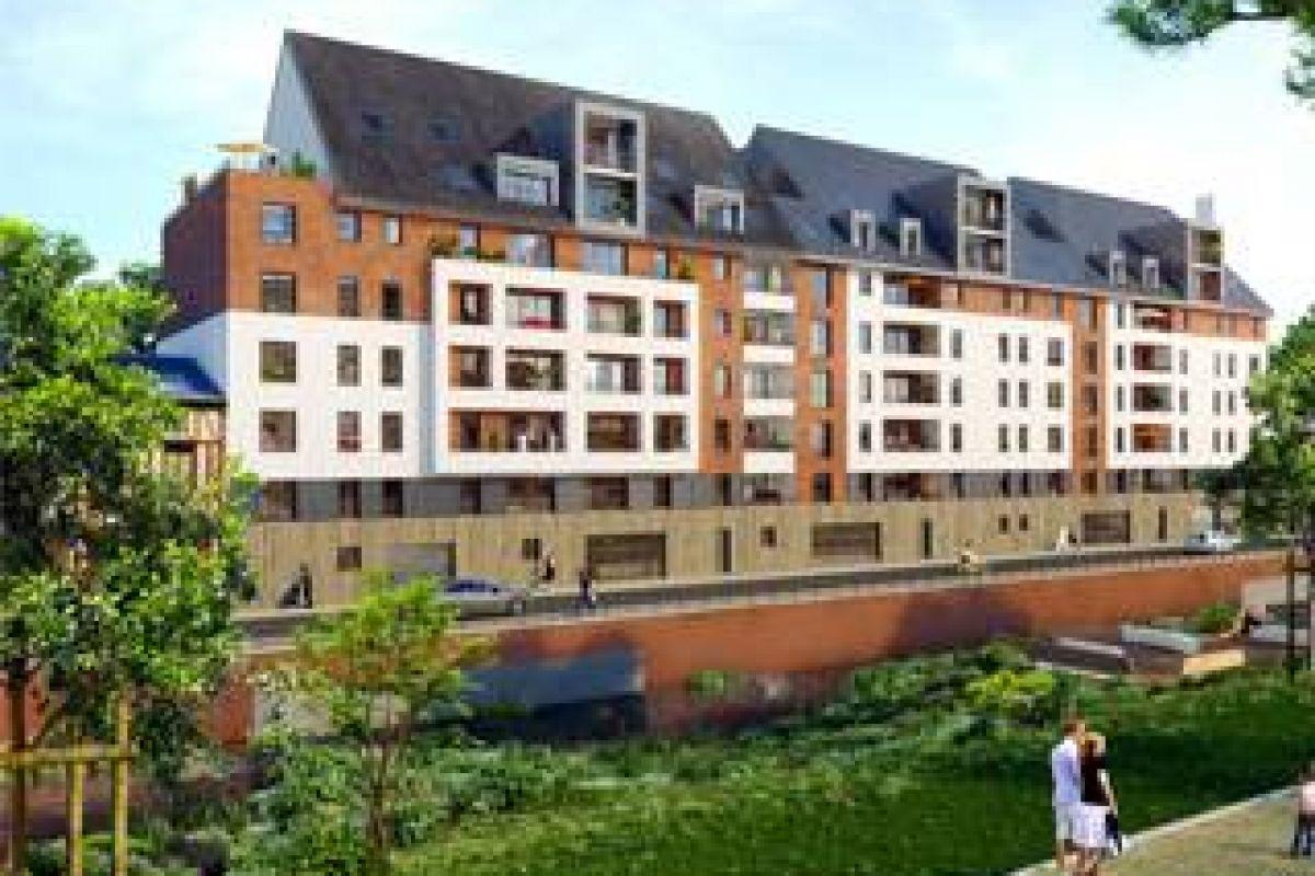 Programme immobilier les balcons de lyons - Image 1