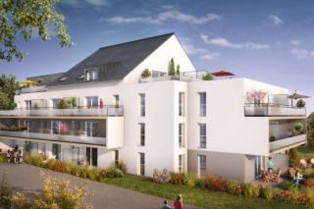 Programme immobilier le vallon de rostevel - Image 1