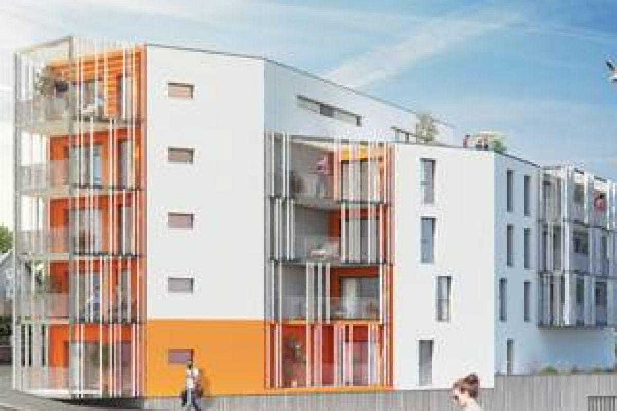 Programme immobilier la place - Image 1