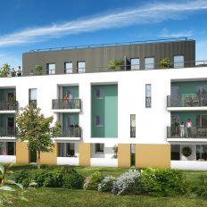 Programme immobilier cote parc - Image 1