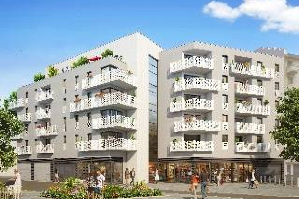 Programme immobilier only 8 - Image 1