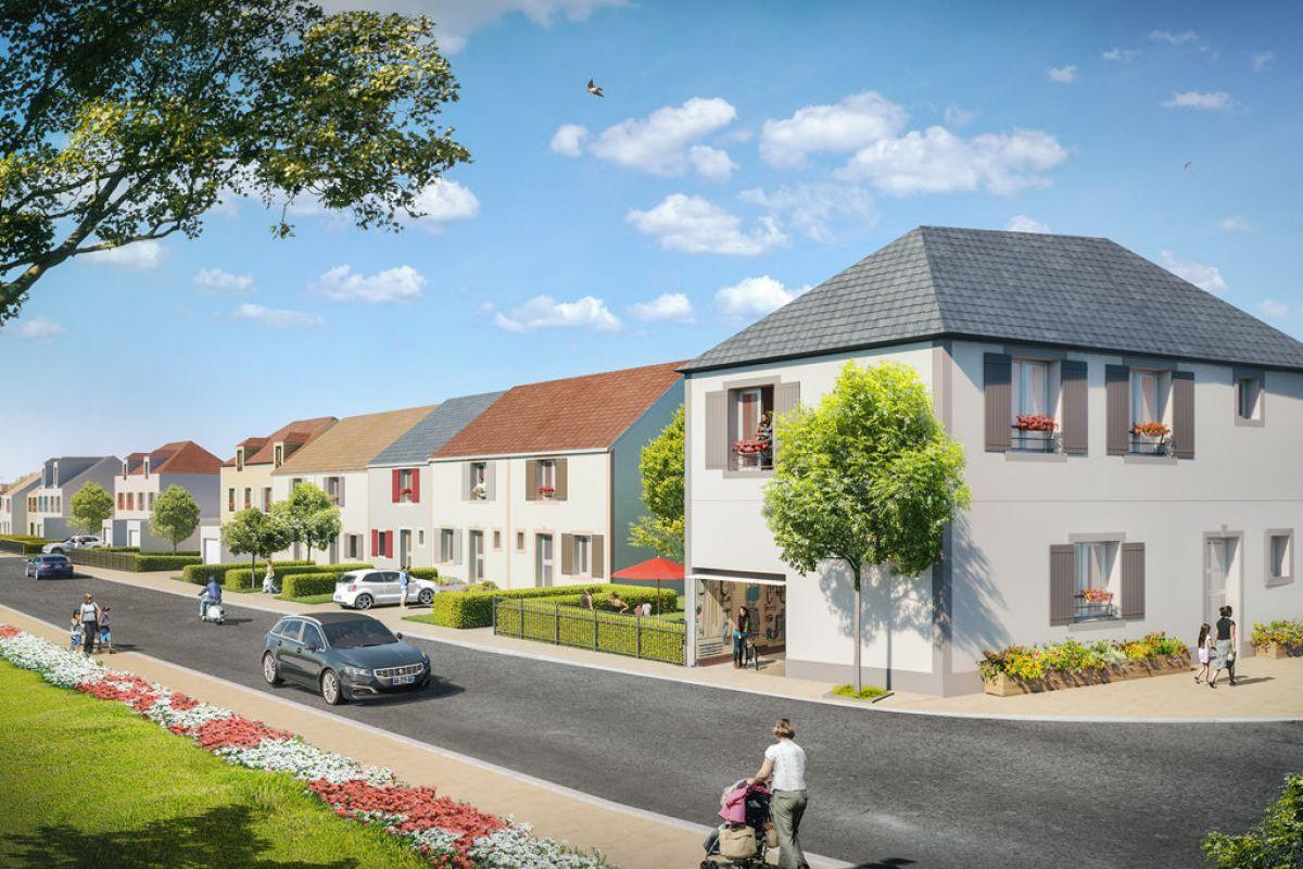 Programme immobilier renouv'o à goussainville - Image 2