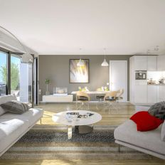 Programme immobilier le carmin - Image 3
