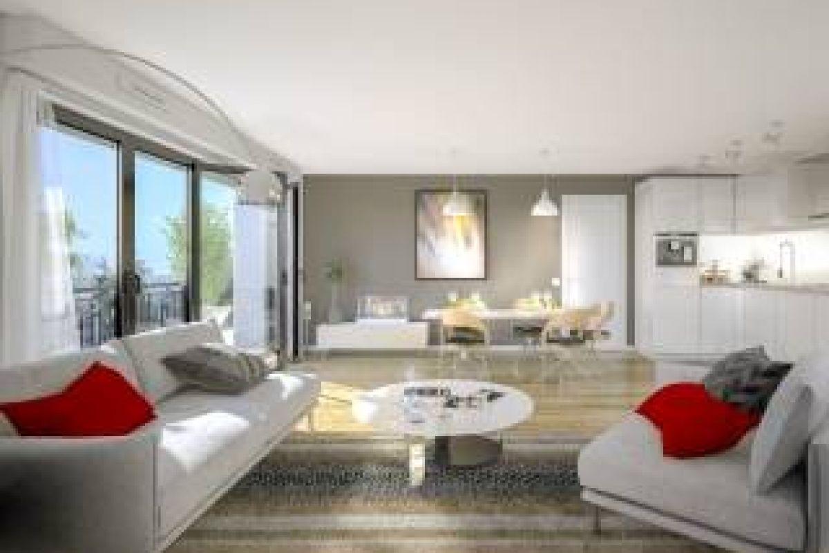 Programme immobilier le carmin - Image 1