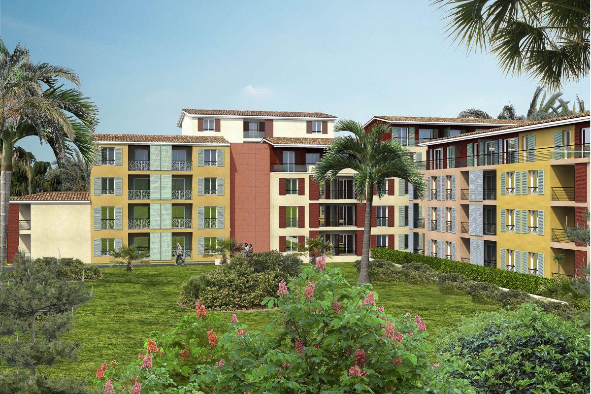 Programme immobilier villa sully à fréjus - Image 1