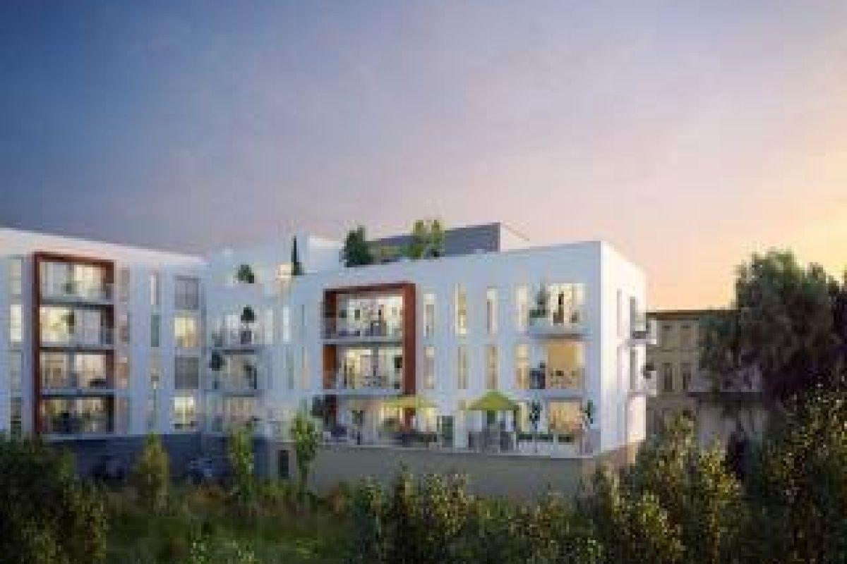Programme immobilier l'avant scene - Image 1