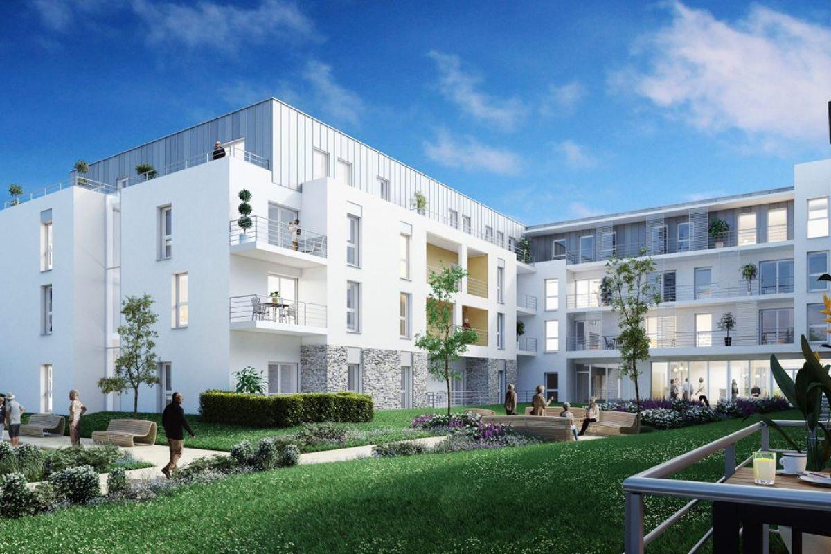 Programme immobilier l'angelique bleue - Image 2