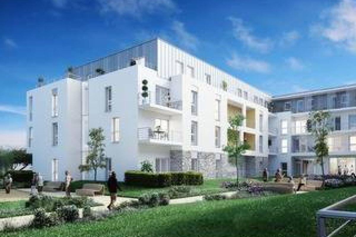 Programme immobilier l'angelique bleue - Image 1