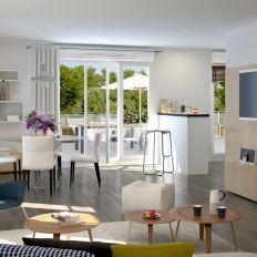 Programme immobilier les jardins de chaumont - Image 3