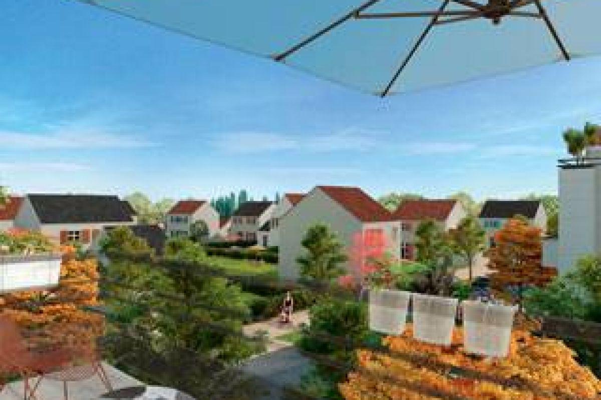 Programme immobilier les jardins de chaumont - Image 1