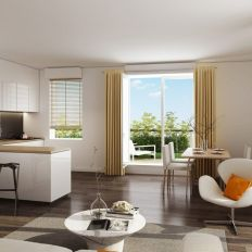 Programme immobilier carre aubepines - Image 3