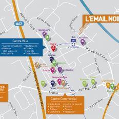 Programme immobilier l'email noir - Image 1