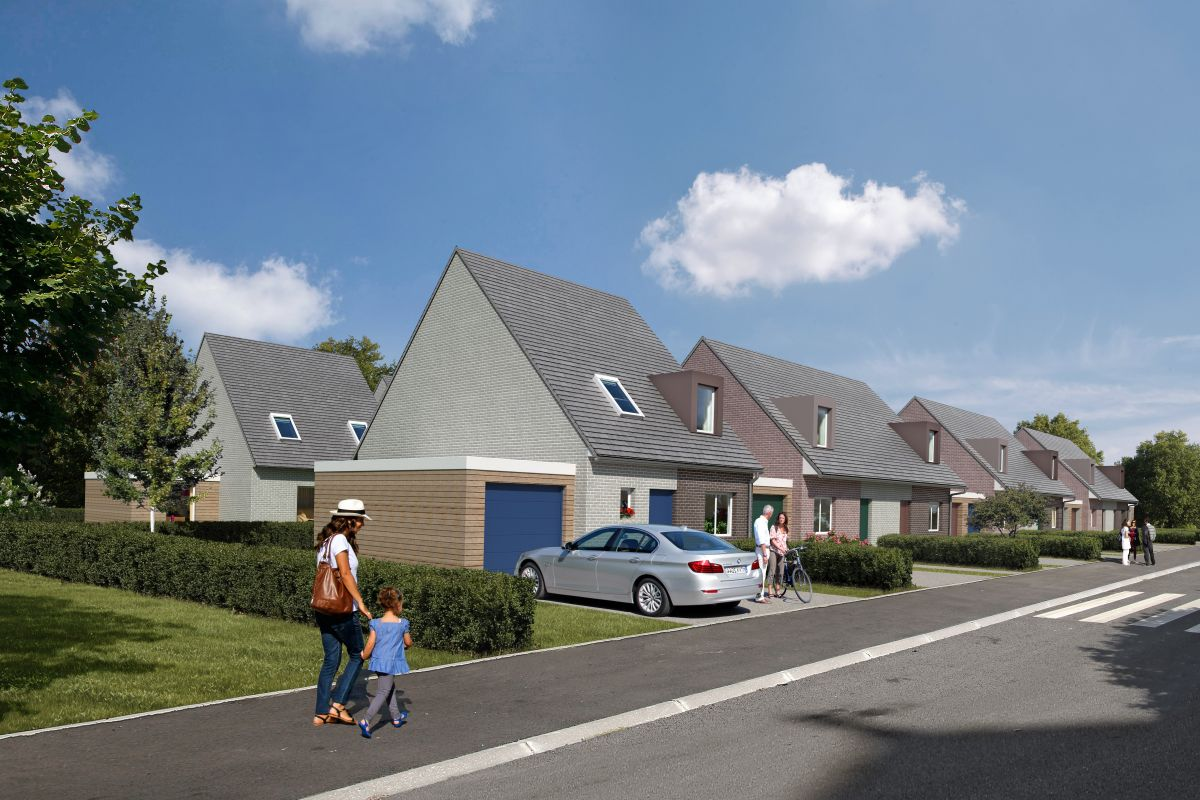 Programme immobilier natura verde - Image 1