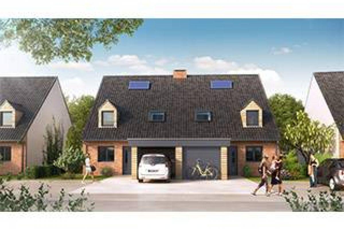 Programme immobilier le domaine des pres - Image 1