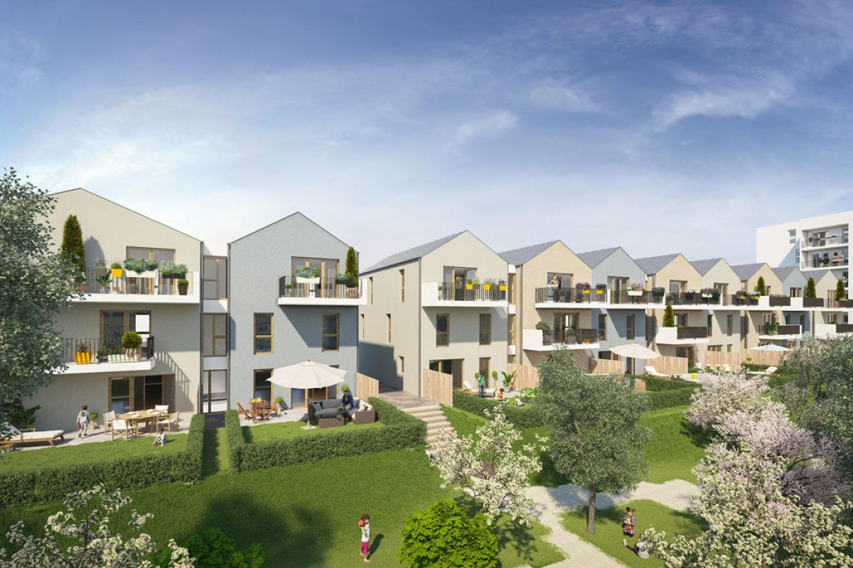 Programme immobilier crystal park - Image 1