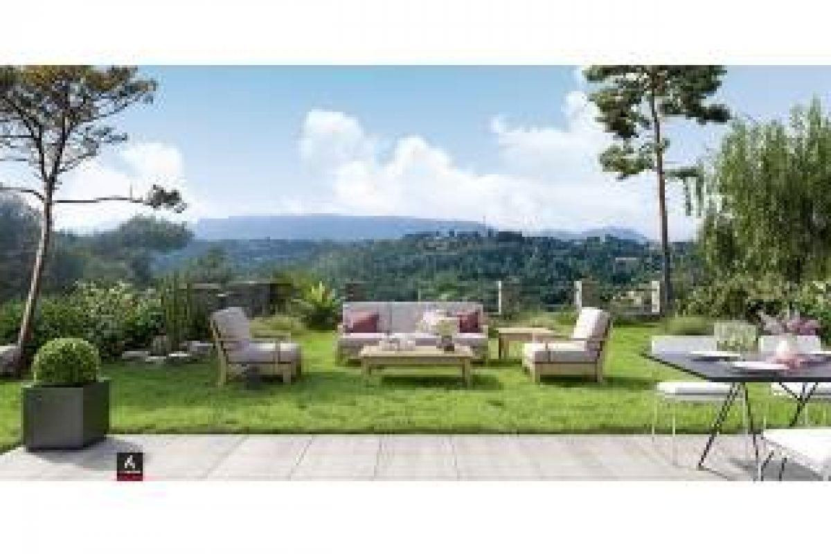 Programme immobilier le domaine serra - Image 1