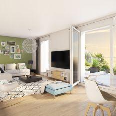 Programme immobilier les terrasses de breuillet - Image 3