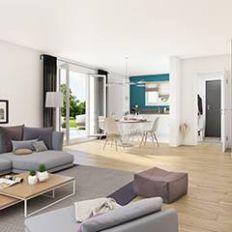 Programme immobilier le clos chatel à bruyeres le c. - Image 1