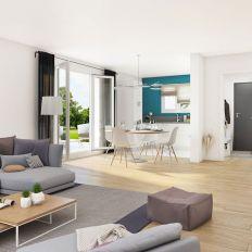 Programme immobilier le clos chatel à bruyeres le c. - Image 3