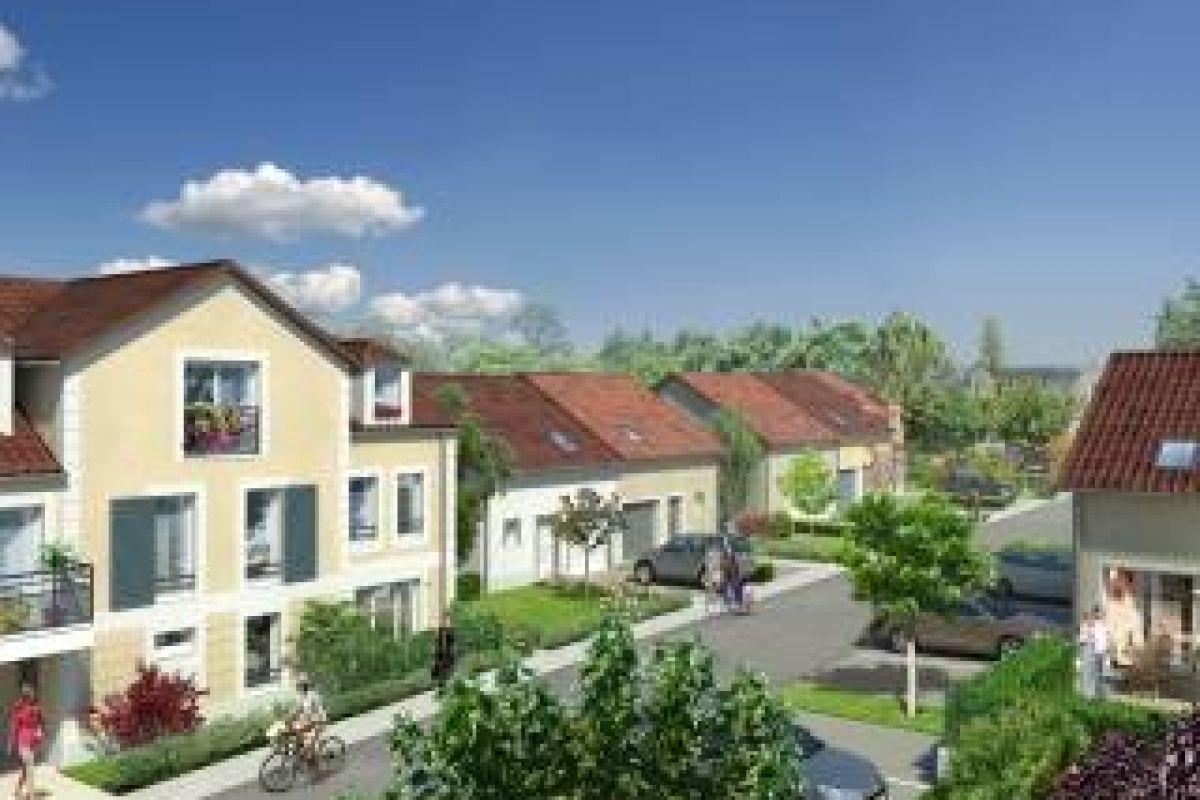 Programme immobilier les jardins victor hugo - Image 1