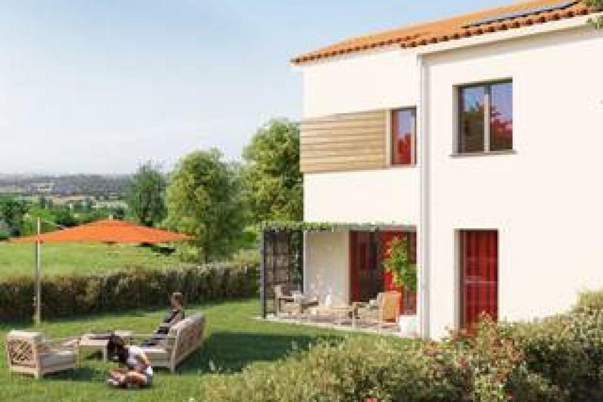 Programme immobilier les hameaux de st o - Image 1