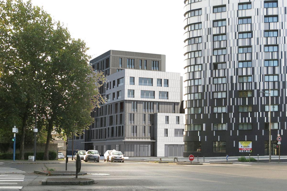 Programme immobilier residence l'or bleu - Image 1