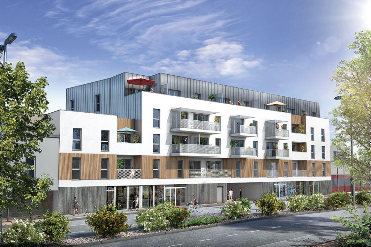 Programme immobilier les nereides - Image 1