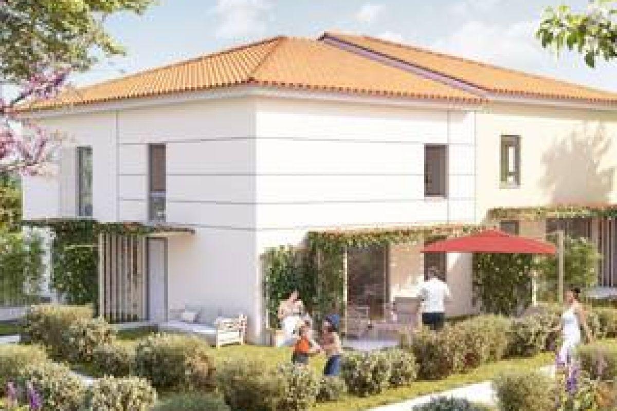 Programme immobilier le domaine de cornebarrieu - Image 1