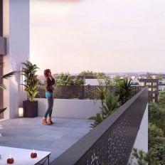 Programme immobilier ville nature - Image 1