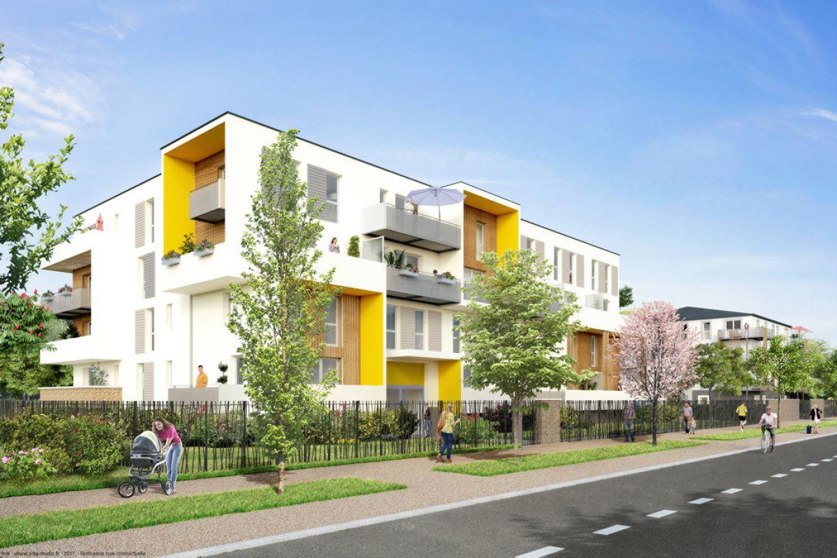 Programme immobilier silvæ à moissy-cramayel - Image 1