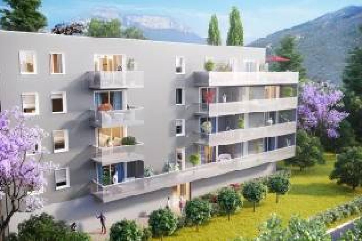Programme immobilier enova - Image 1