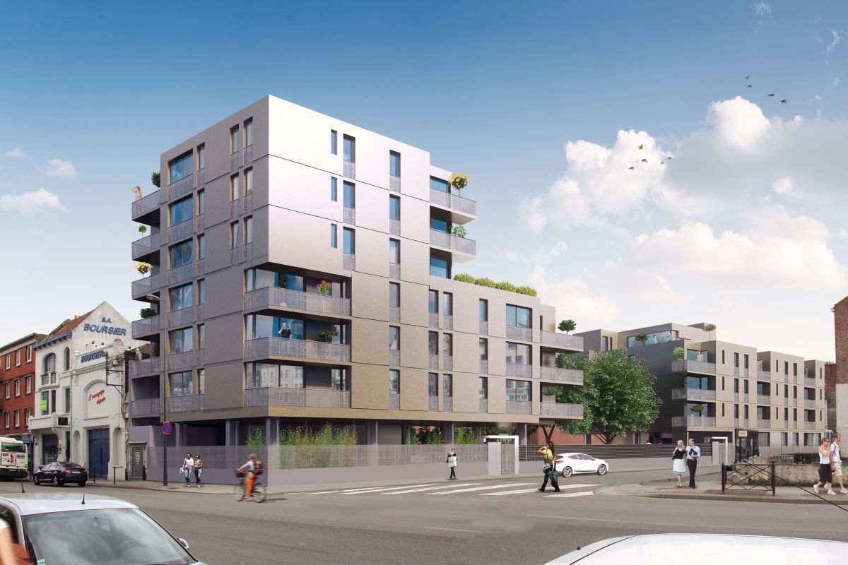 Programme immobilier lill'even - Image 1