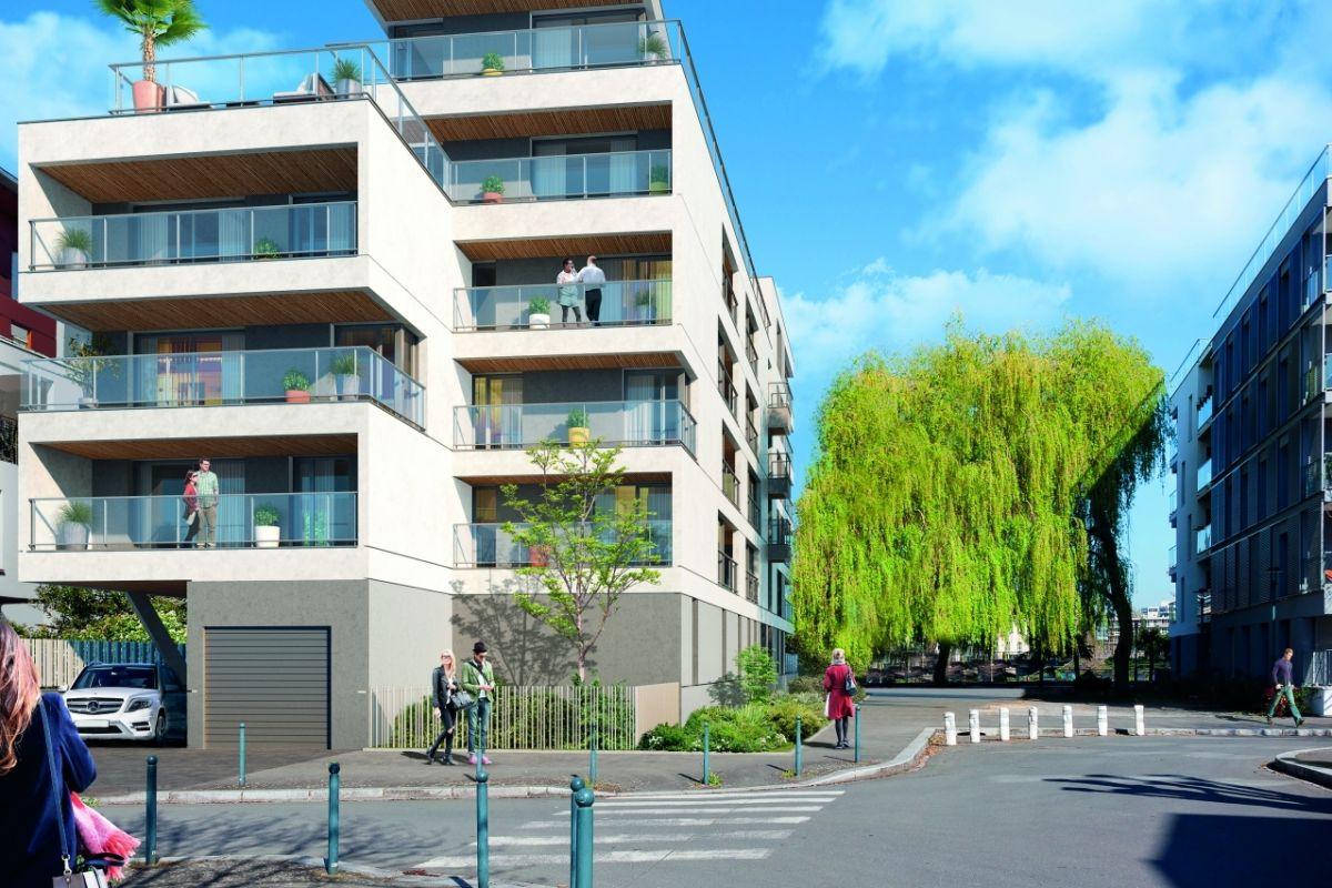 Programme immobilier quai 19 - Image 2