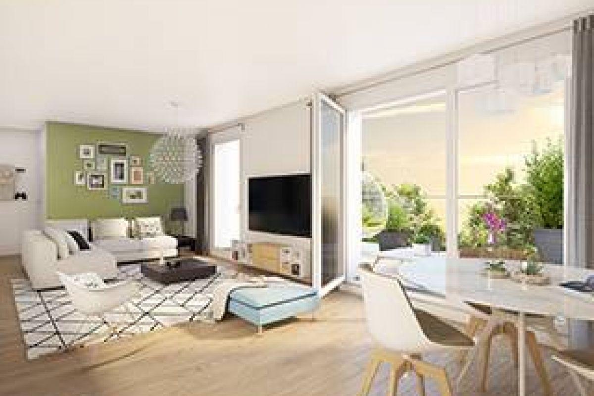 Programme immobilier horizon à meulan-en-yvelines - Image 1