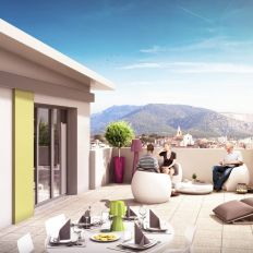 Programme immobilier résidence patio - Image 1