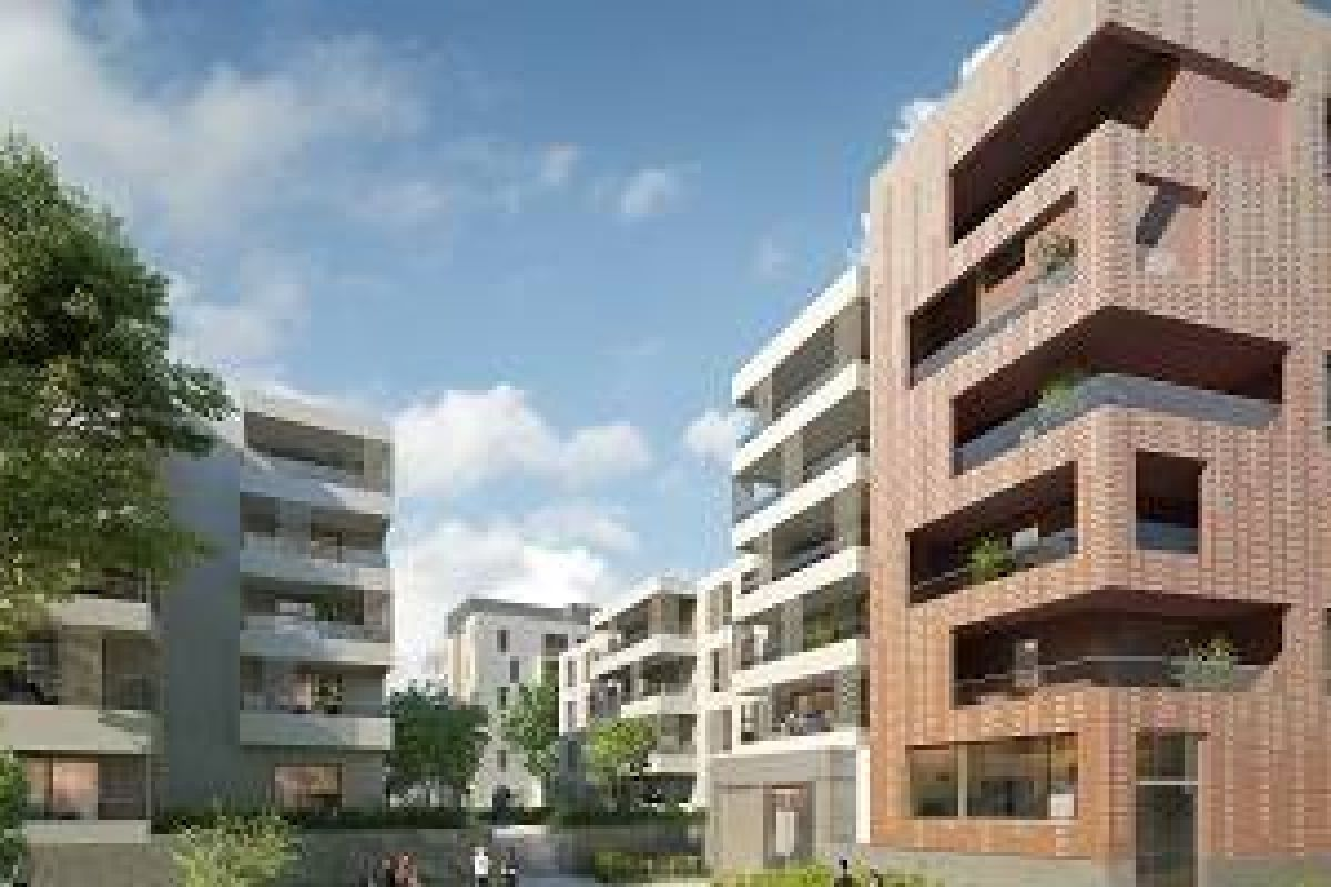 Programme immobilier mosaic - Image 1