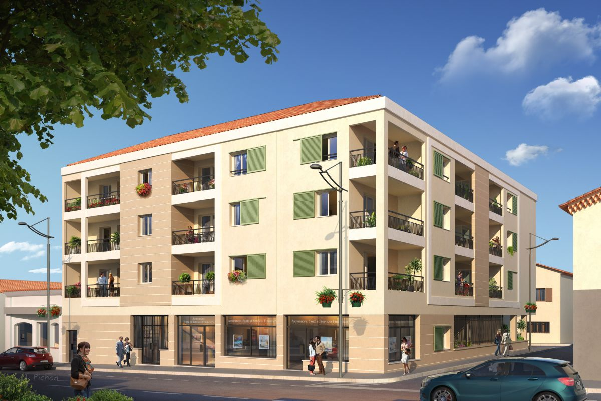 Programme immobilier l'alandier - Image 1