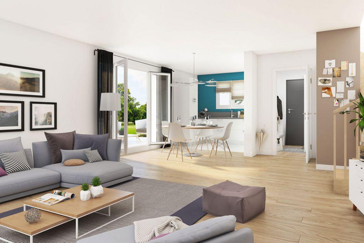 Programme immobilier empreinte à dammartin en goele - Image 1