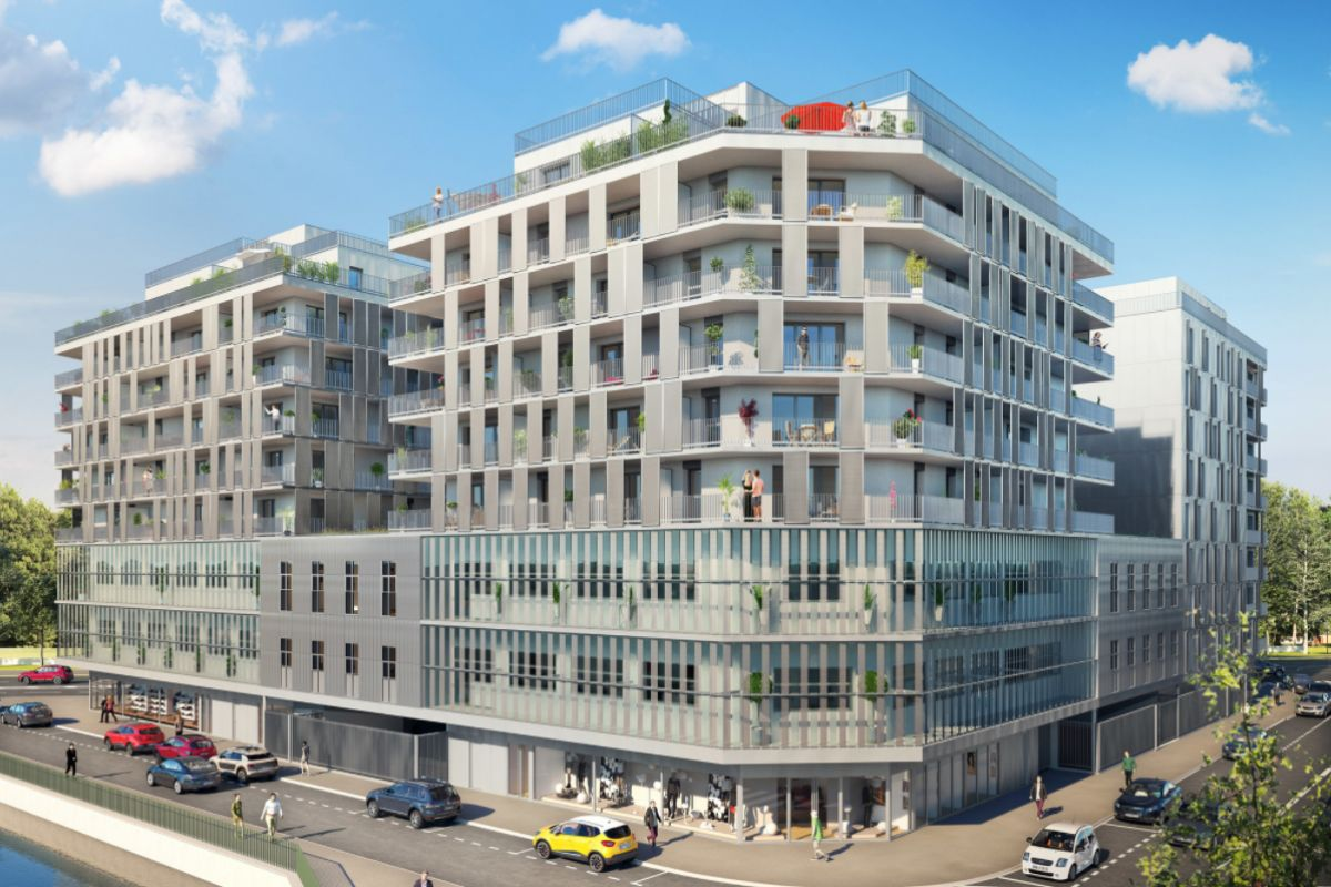 Programme immobilier reflets - Image 2