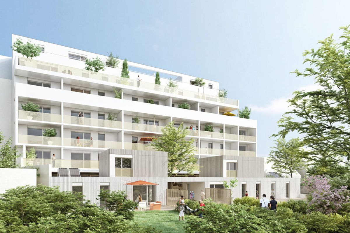 Programme immobilier neocity - Image 1