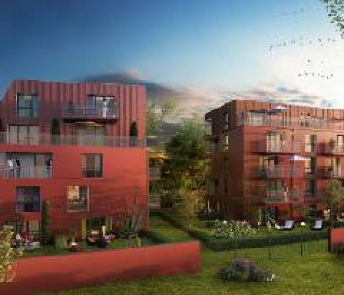 Programme immobilier urban square - Image 1