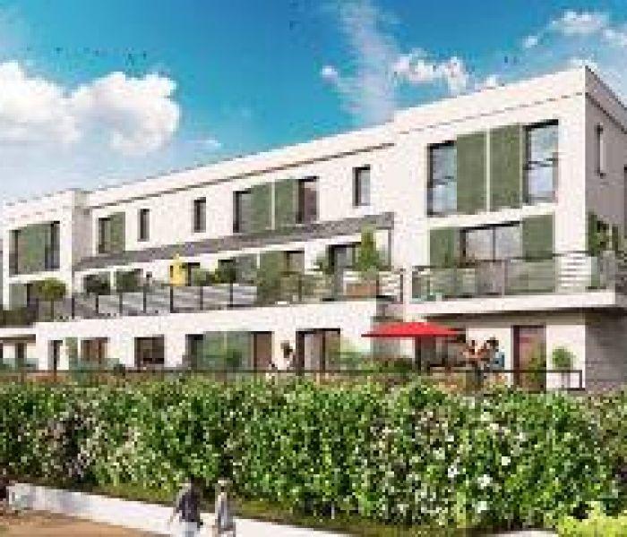 Programme immobilier les terrasses de bel air - Image 1