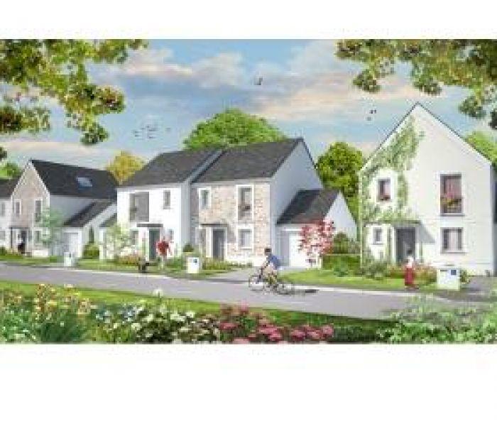 Programme immobilier les villas bleu pastel - Image 1