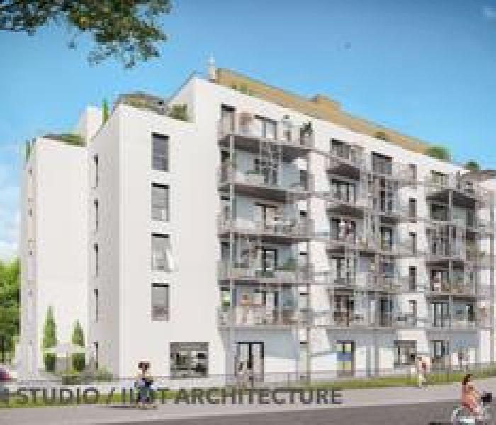 Programme immobilier grand ecran - Image 1