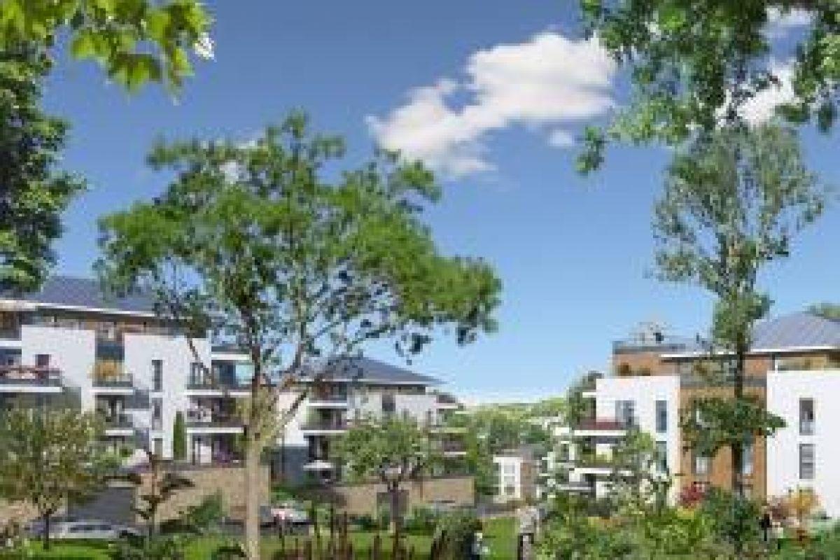 Programme immobilier le clos des vignes - Image 1