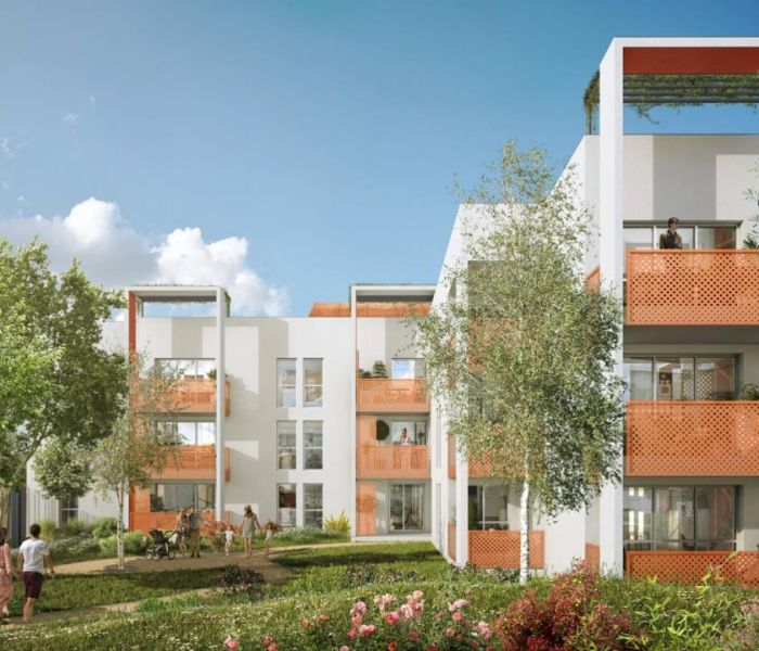 Programme immobilier green park - Image 2