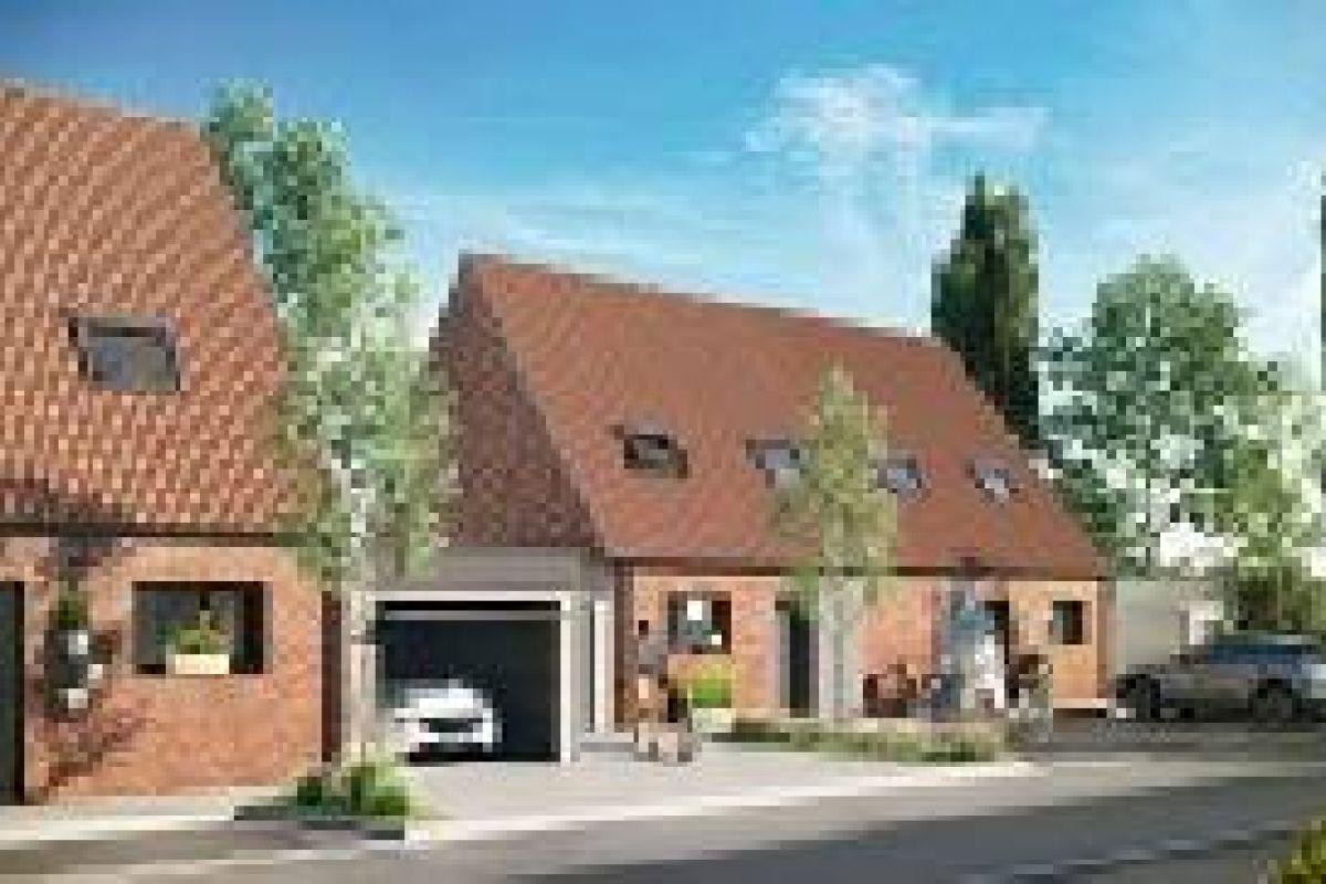 Programme immobilier les coteaux d'hazebrouck - Image 1