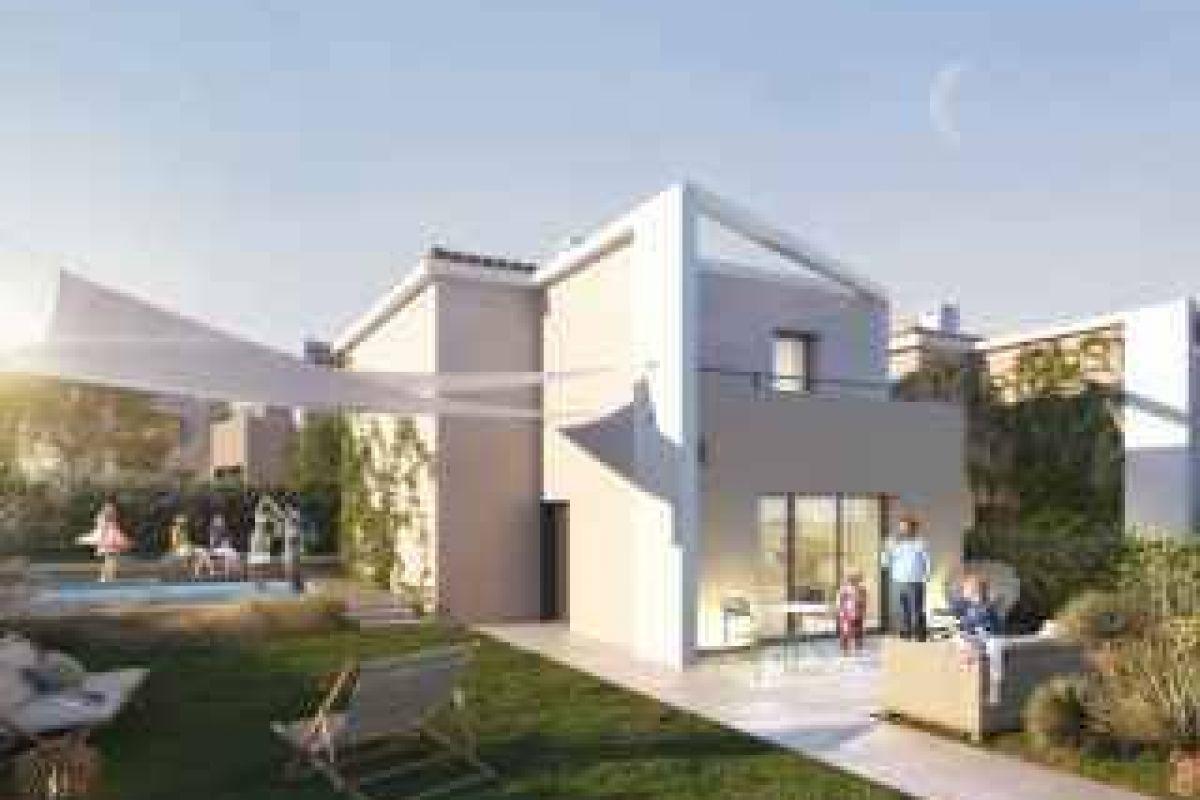 Programme immobilier le domaine de rose - Image 1