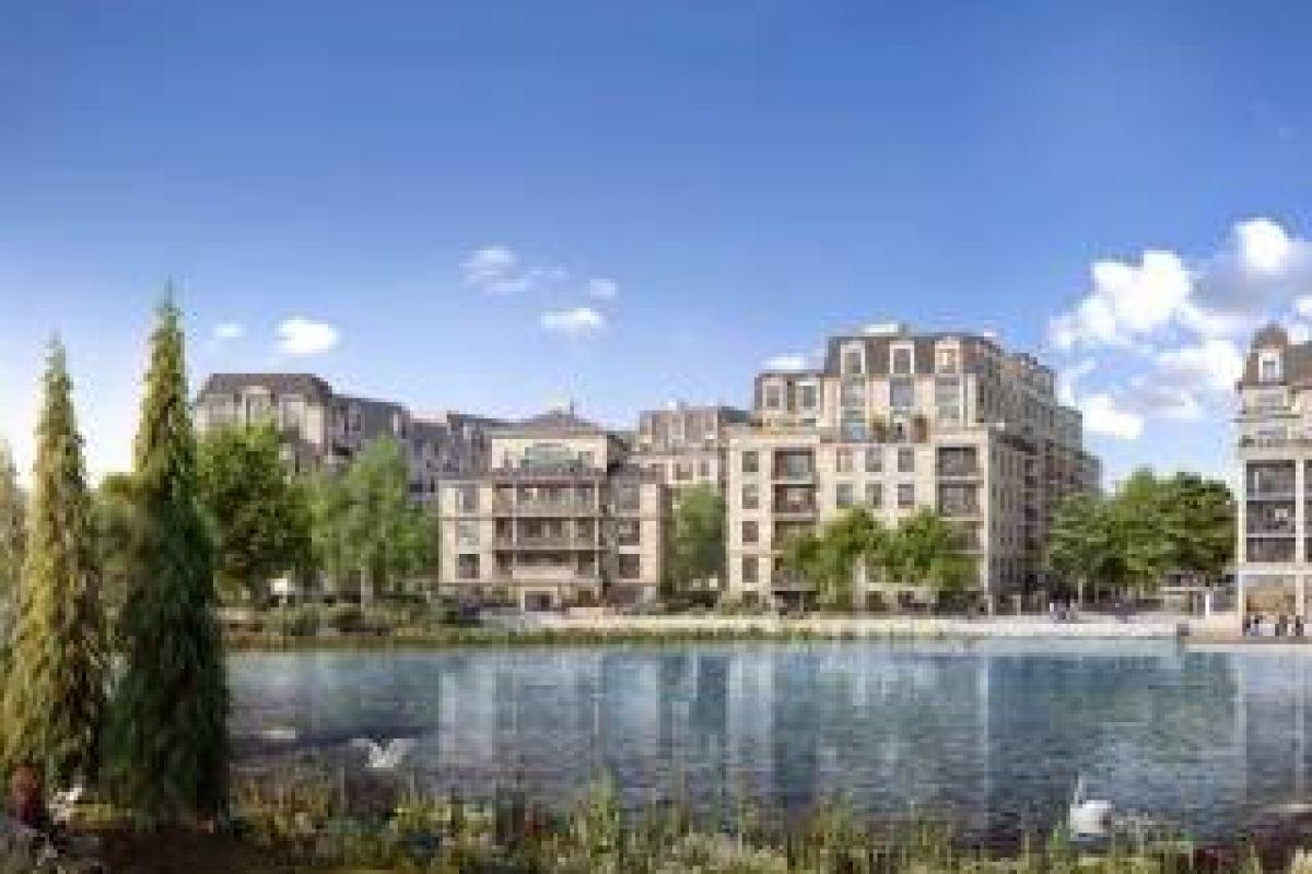 Programme immobilier cote lac - Image 1
