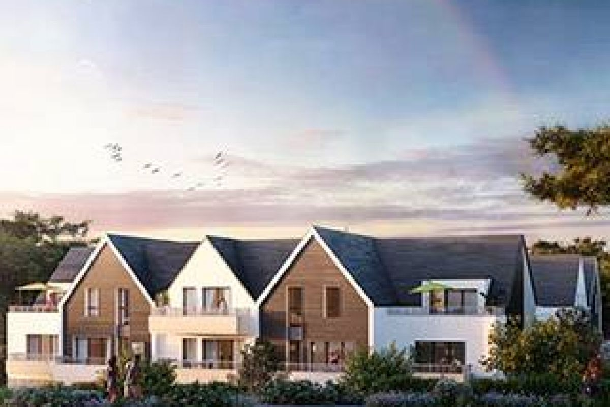 Programme immobilier le domaine de la baie - Image 1